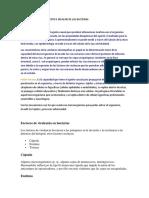 Factores y Poder Virulento e Invasor de Las Bacterias