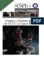 Semanario Punto 521 De Metepec al mundo