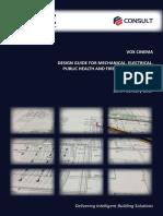 VOX Cinema MEPF Design Guide - V3