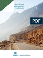 Guia Elaboracion de EVAP en Los Proyectos Del Subsector Transportes