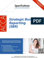 Acca Sbr s18 Notes