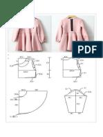 Model Baju Pecah Pola