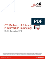 2015 CTI BSc-IT Module-Description Final1