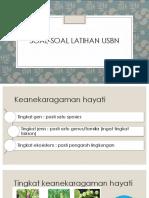 Detik-Detik Latihan Standar USBN I