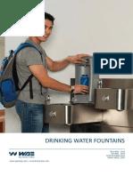 WAE Drinking Water Fountains India