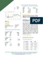 Market Update 19th July 2018