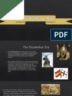Elizabethan Age 1