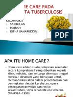 Home Care Pada Penderita Tuberculosis