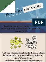 Broșură protecția chimică