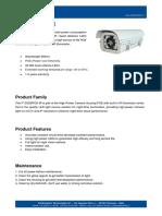 IT-SSD8POE-IR - Infrared POE Illuminator Camera Housing