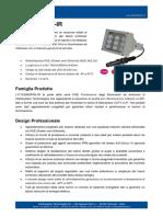 IT-SS09DPOE-IR - Illuminatore ad Infrarosso