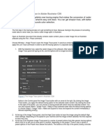 Adobe CP2 Notes