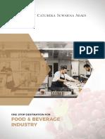 Katalog MUTU Kitchen Equipment