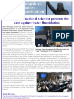 HAF October 2010 Newsletter