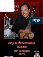 Concerto de Silvestre Fonseca