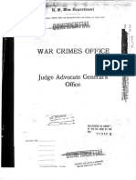 War Crimes Office