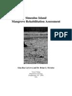 Studi Mangrove Simeulue