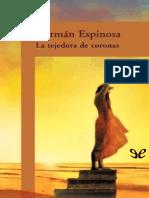 Espinosa, German - La tejedora de coronas [44718] (r1.0 oronet).epub