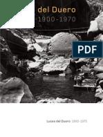 FUNDACIÓN IBERDROLA LUCES DEL DUERO años 1900-1970. 130 pp de ingeniería en el DUERO