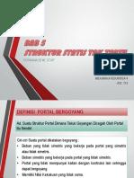 BAB 5 Portal Bergoyang Dgn Metode Cross_Slide 1_pd