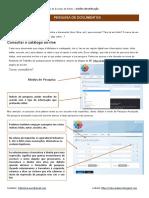 Guiao de Utilizador Pesquisa de Documentos
