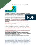 Quien esta detras de los huracanes
