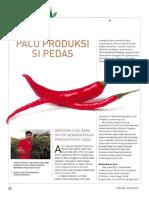 Cabai - Pacu Produksi Si Pedas [Trubus 546 - Mei 2015 XLVI]