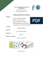 4. Iteración Del Punto Fijo_Grupo4_Informe