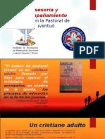 Asesoría y acompañamiento en los exploradores de Don Bosco