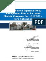 PCB Management Plan_LUECO Poro Point Substation.docx