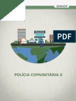 Polícia Comunitária II - SENASP