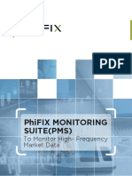 Phifix Monitoring Suite | FIX Connectivity Issue