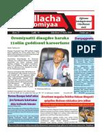 Kallacha Oromiyaa Bara 25 Lakk. 36