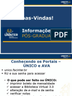 Informações Por Graduação
