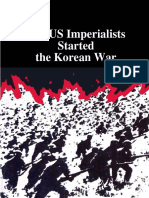 4025 - The US Imperialist Started the Korean War