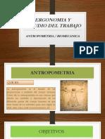 Ergonomia y Estudio Del Trabajo