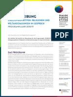 05 Dialogperspektiven Ausschreibung 2018