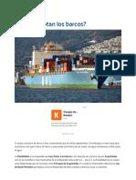 ¿Por Qué Flotan Los Barcos_ - Curiosoando