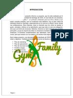 Informe Gimansio