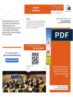 Digital Agenda and Cohesion Policy - STUDY in a nutshell PE617-485
