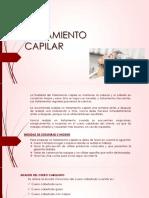 tratamiento capilar