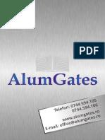 Catalog AlumGates
