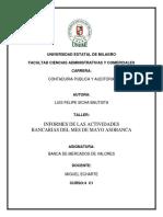 Banca de Mercado de Valores Cpa
