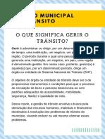 Introducao_Gestao M. Do Transito