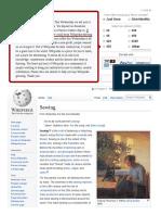 En Wikipedia Org Wiki Sewing