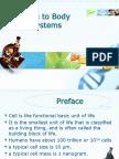 Cells Presentation