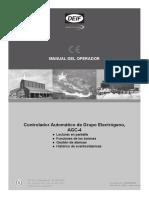Manual Operaciones Mantenimiento Motor Serie QST30