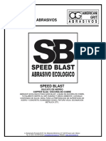 Ficha Tecnica Speed Blast Escoria de Cobre 6-50 10-50 20-50
