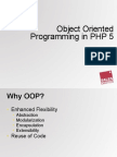 Object Oriented Programming in PHP 5