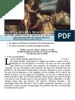Santa María Magdalena (46) Hora Santa Con San Pedro Julián Eymard.